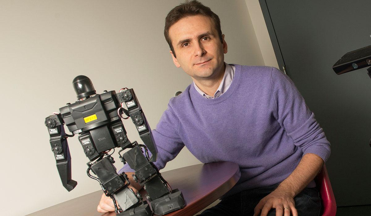 Plaku with Robot